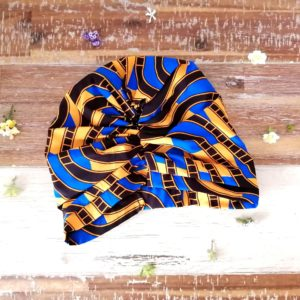 turban for sale on Just Grace online shop | Fashion accessory | fashion head piece | Support local | Handmade in Langa, Cape Town